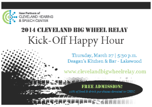 Kick-Off Happy Hour Flier single pdf