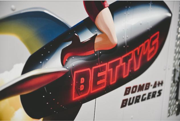 Bettys Burgers Logo